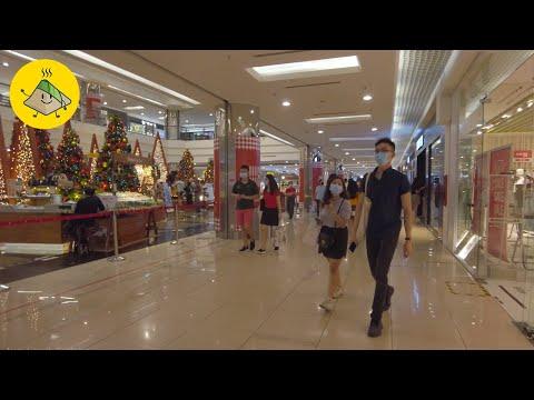 [Walking] Largest Shopping