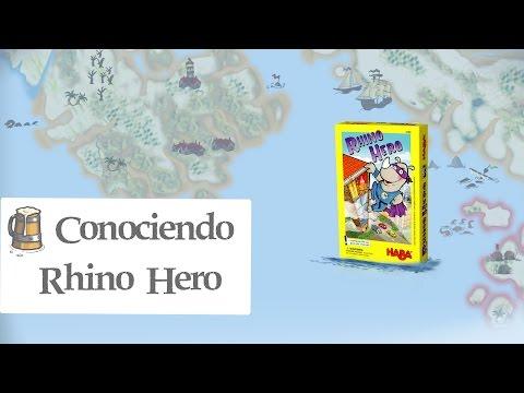 Conociendo Rhino Hero