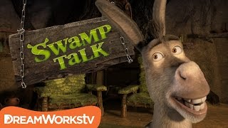 The Fastest 20 Questions Ever | SWAMP TALK WITH SHREK AND DONKEY