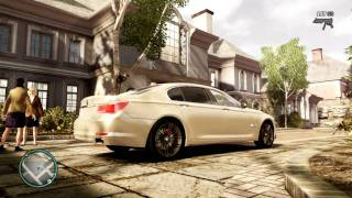 [GTA 4] Review : BMW 760iL F01. HD