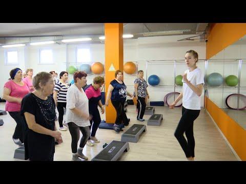 Бесплатные занятия спортом для пенсионеров возобновили в Тамбове