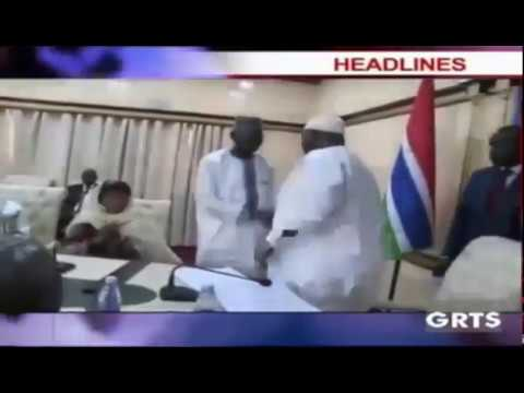 Gambia News On GRTS 6/12/2017