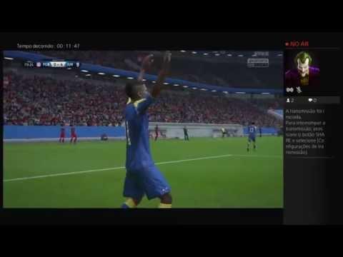 Transmissão ao vivo do PS4 de X_xAtirador_xX