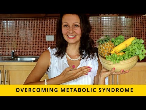 Metabolic Syndrome: The BEST Diet To Overcome It Naturally