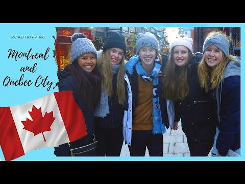 Days 7-9 : Winter Road Trip - Surprising our Friends from Australia