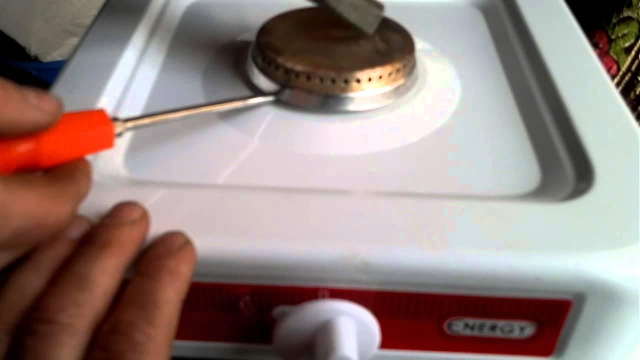Как снять верхнюю крышку газовой плиты - YouTube