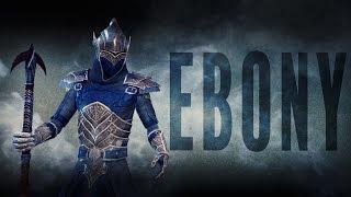 Armor & Weapon Showcase of the Ebony Style in The Elderscrolls Online(ESO)