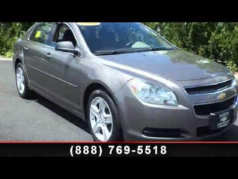 2010 Chevrolet Malibu Desantis Chevrolet Brockton Ma 0