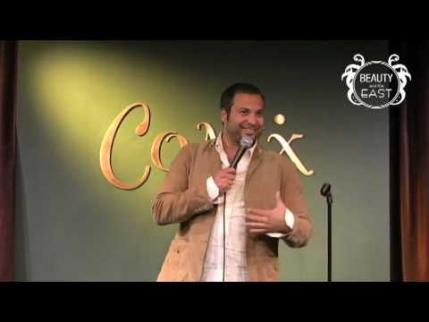 Arab-American Comedy: Ahmed Ahmed, Dean Obeidallah, Maysoon Zayid, Aron Kader