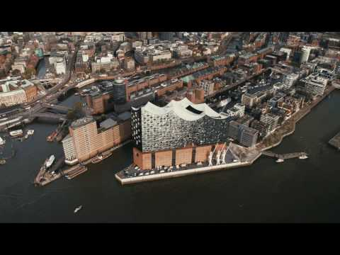 Opening Ceremonies for the Elbphilharmonie Hamburg