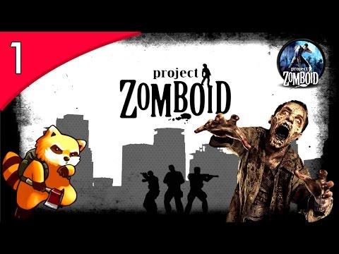 Project Zomboid - NOVO MAPA PARA SOBREVIVÊNCIA! #1 ( GAMEPLAY / PC / PTBR PORTUGUÊS ) HD