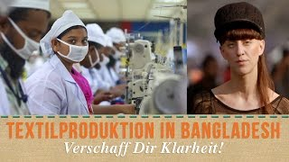 Made in Bangladesh – Arbeitsbedingungen in der Textilbranche