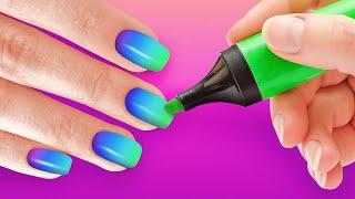 31 Super Easy Summer Nail Art Ideas