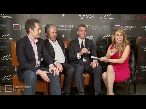 YOLO Leisure And Technology CEO Simon Robinson Interview With Katie Pilbeam At Momentous Events