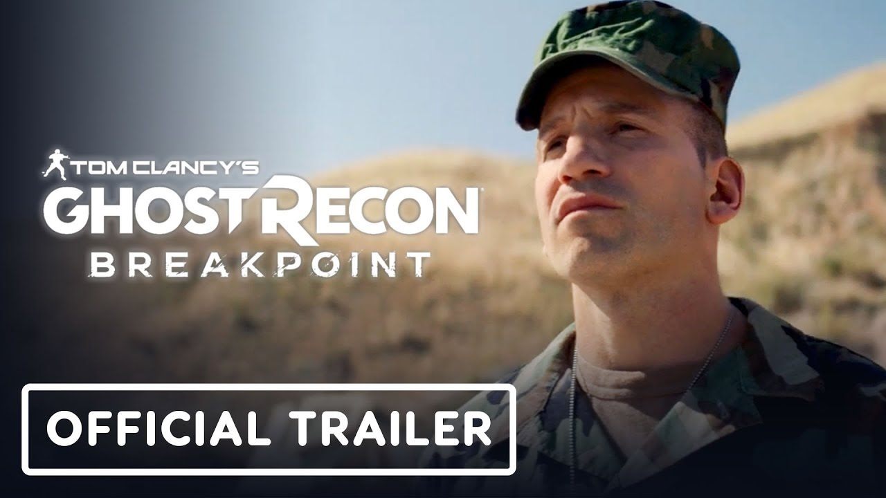 Ghost Recon Breakpoint Official Live Action Trailer w/ Jon Bernthal