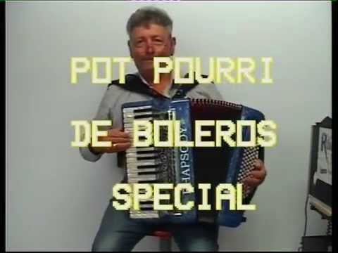 pot pourri de boleros special orgue..jean claude.898