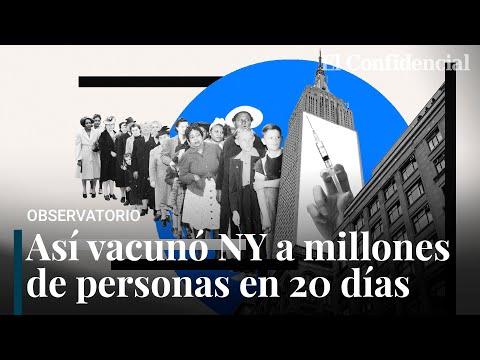 La gran vacunación de Nueva York que salvó la ciudad de la epidemia