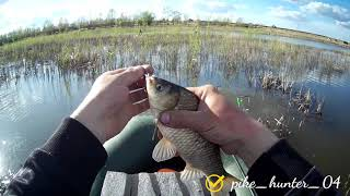 БЕШЕННЫЙ КЛЕВ КАРАСЯ Рыбалка в Актобе