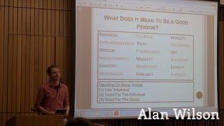 Philosophy Think Tank 2014: Alan Wilson Thumbnail