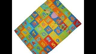 Обзор обучающего и игрового детского коврика «МАСІК»