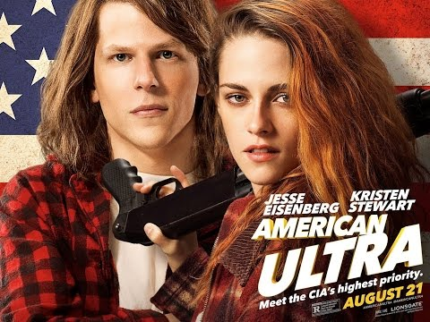 AMERICAN ULTRA  - Double Toasted Audio Review