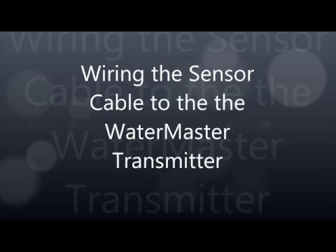 hqdefault watermaster transmitter end sensor wiring youtube abb watermaster wiring diagram at soozxer.org
