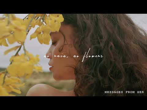 Sabrina Claudio - Messages From Her (Official Audio)