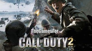 call of duty вторая мировая война часть 2