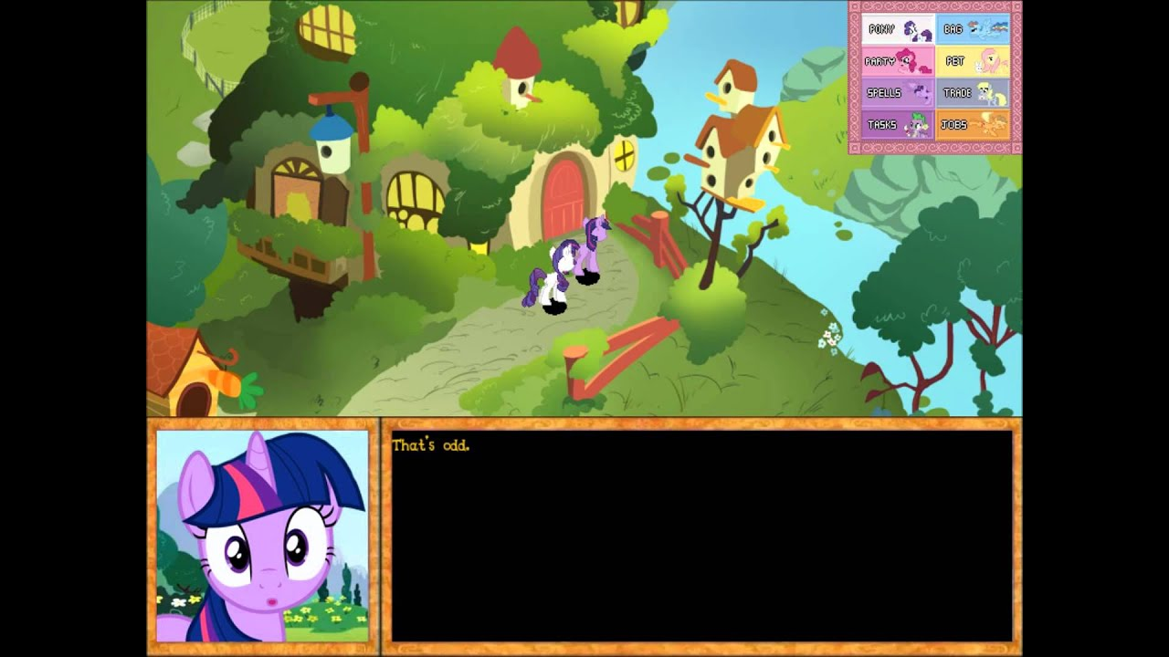 Let's play MLP Online Demo - YouTube