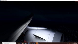 [Long Haul] Paris - Tokyo (Haneda)  |  ANA Star Wars 787-9  |  Flight Sim X