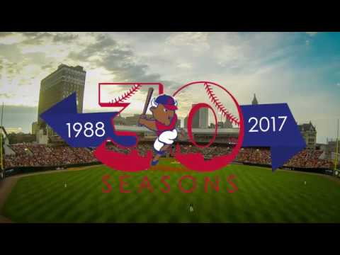Buffalo Bisons 30th Anniversary Video
