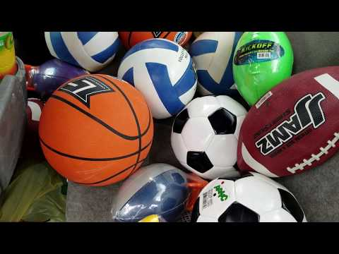 BALLS!!! Dollar General Dumpster Dive - Night 467