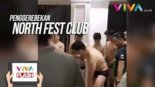 Download Video Detik-detik Penggerebekan Pesta Gay dan Narkoba di Sunter, Isinya... MP3 3GP MP4