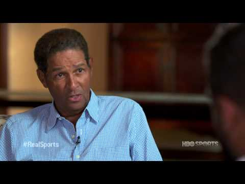 Russell Wilson - Super Bowl interception and baseball: Real Sports Trailer (HBO)