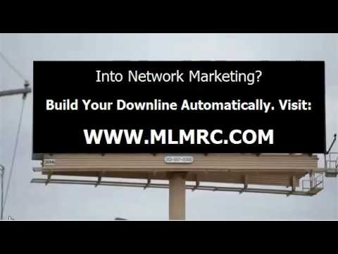 How To Build Your Network Marketing Downline