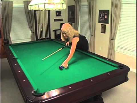 Ewa Laurance Pool Tip: The Follow Shot