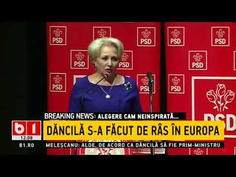 DANCILA S-A FACUT DE RAS IN EUROPA: IRAN SI PAKISTAN SUNT TARI MEMBRE UE