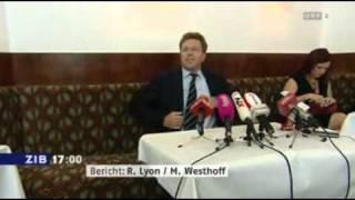 Justiz ermittelt gegen Scheibner - Korruptionsverdacht - Österreich - ZIB 15.9.2011