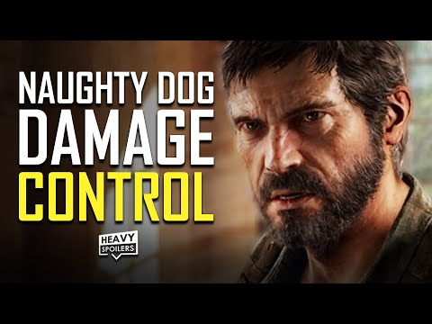 Why THE LAST OF US Part 2 Damage Control Is A COMPLETE DISASTER | Naughty Dog Last Of Us 2 Leaks