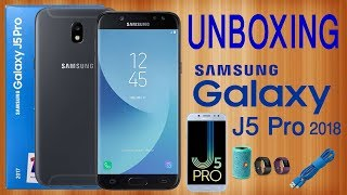 Samsung Galaxy J5 Pro Unboxing and Review First Look (2017) Black | Gold | Silver in Hindi/Urdu