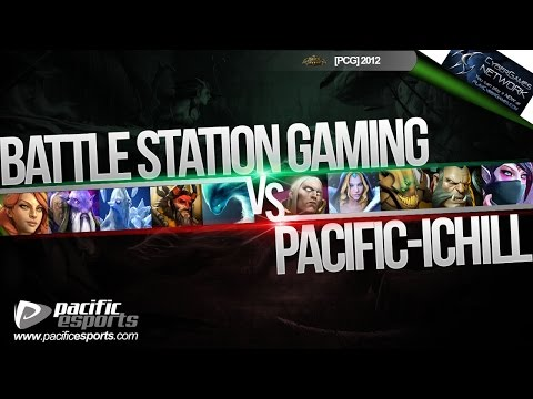 [PCGTPH] Battle Station Gaming vs Pacific-Ichill