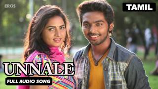 Unnale | Full Audio Song | Darling
