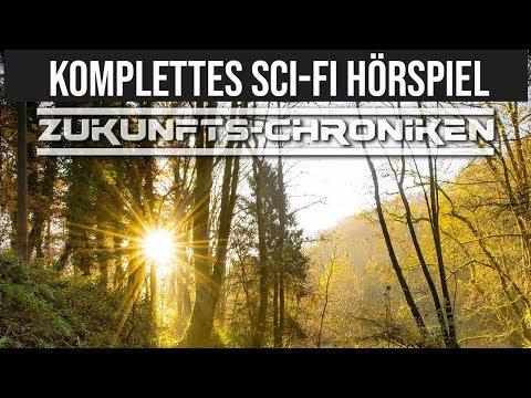 Zukunfts-Chroniken - Alpha - Science Fiction Hörspiel