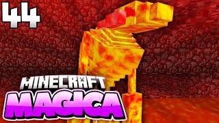 IST ER UNBESIEGBAR?! (Fire Guardian) - Minecraft MAGICA #44   Zinus