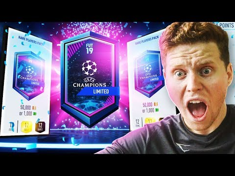 CRAZY New CHAMPIONS LEAGUE Cards Pack Opening