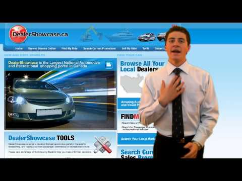 Used Auto Sales, New Autos For Sale, Canada - DealerShowcase.ca