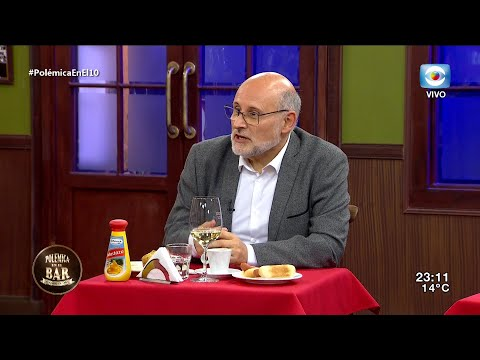 Juan Martínez en Polémica