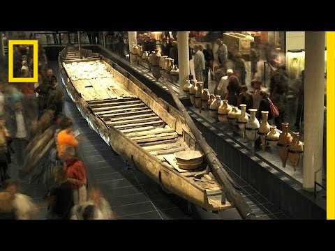 Roman Shipwreck Raised After 2,000 Years | National Geographic