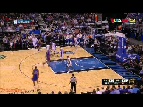 Landry Fields Knicks 2011-2012 Mix