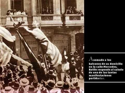 Segunda Presidencia de Batlle y Ordóñez 06/12